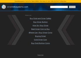 silverlottosystemx.com