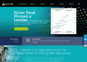 silverpeaksystems.com