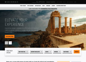 silversea.com