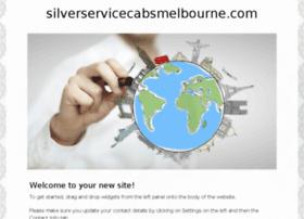 silverservicecabsmelbourne.com