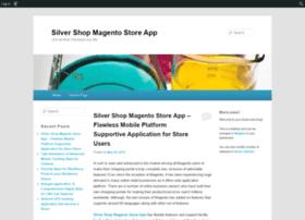 silvershopmagentostoreapp.edublogs.org