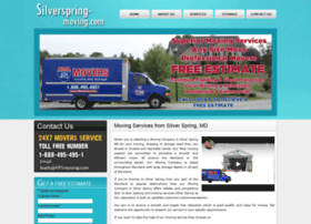 silverspring-moving.com