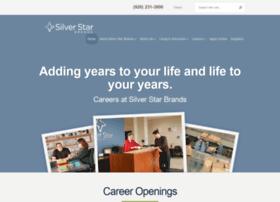 silverstarbrands.com