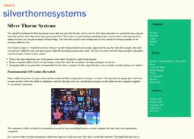 silverthornesystems.com