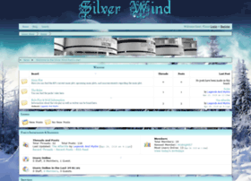 silverwindpack.boards.net