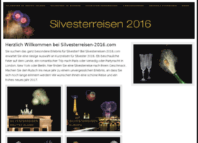 silvesterreisen-2012.de