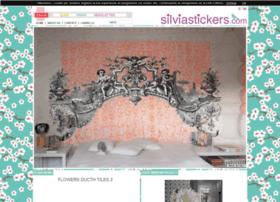 silviastickers.com