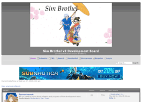 sim-brothel-v2.bigforumpro.com