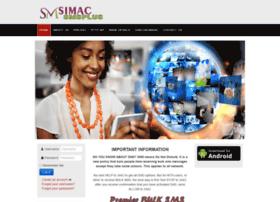 simacsmsplus.com