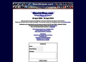 simairline.net