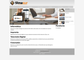 simasur.com