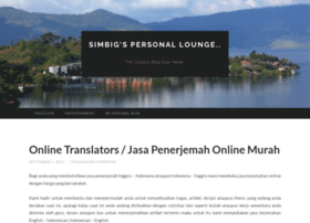 simbig.wordpress.com