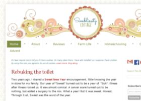 simblissitycottage.com