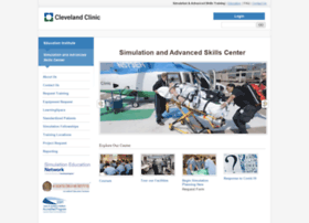 simcenter.clevelandclinic.org