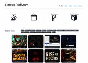 simeonradivoev.com