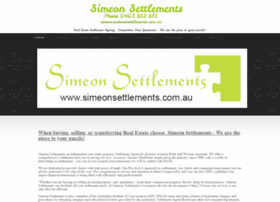simeonsettlements.com.au