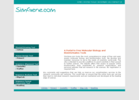 simgene.com