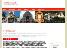 simhachalam.com