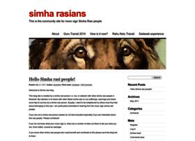 simharasi.wordpress.com