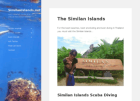 similanislands.net