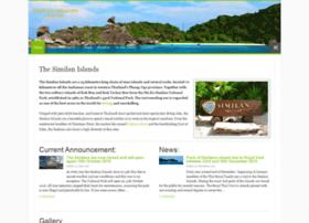 similanislands.org