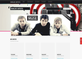 similar-artist.com