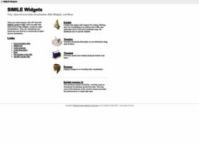 simile-widgets.org
