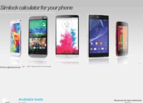 simlockcalculators com simlock calculators for you for free if you