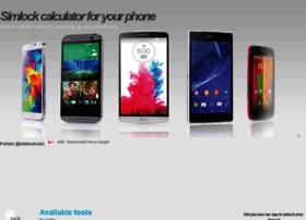 simlockcalculators.com