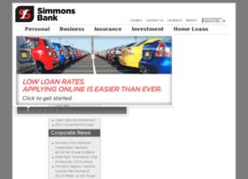 simmonsfirstbank.com