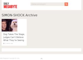 simon-shock.dailymegabyte.com