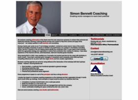 simonbennettcoaching.com