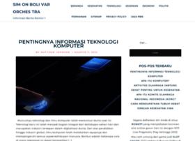 simonbolivarorchestra.com
