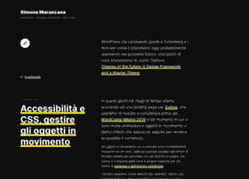 simonemaranzana.com