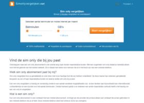 simonlyvergelijken.net