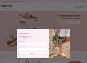 simonsshoes.com