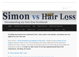 simonvshairloss.com