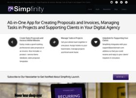 simpfinity.com