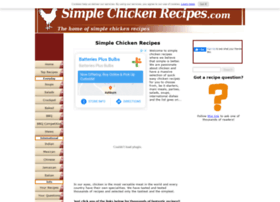 simple-chicken-recipes.com