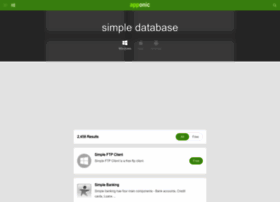 simple-database.apponic.com
