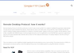simple-ftp-client.com