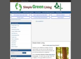 Simple-green-living.com