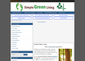 simple-green-living.com