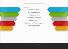 simple-income-strategies.com
