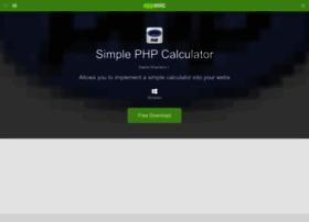 simple-php-calculator.apponic.com