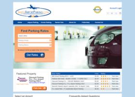 simpleairportparking.com