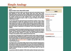 simpleanalogy.typepad.com
