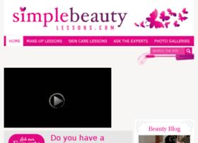 simplebeautylessons.com