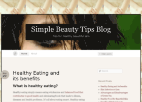 simplebeautytipsblog.wordpress.com