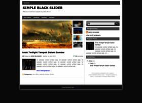 simpleblackslider.blogspot.com